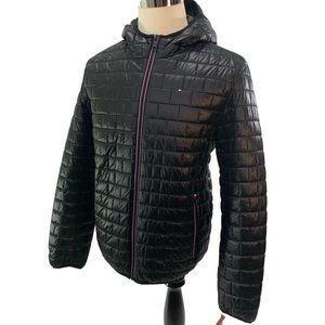 Tommy Hilfiger Men's Hooded Packable Puffer Jacket